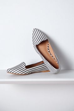 Icon Smoking Loafers #anthropologie