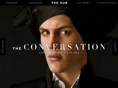 HUB - WEBSITE - TOM SPEIRS