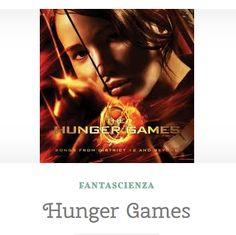 Hunger Games di Suzanne Collins!