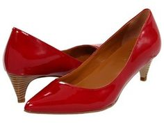 $99 Cole Haan Air Juliana Red at https://shopsto.re/items/3240 #shoes #heels