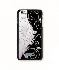 COACH Poppy Fashion pattern Dream logo 2 iphone case
