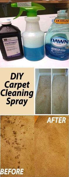 Make a carpet cleaning solution cleaning service solutioingenieria Gallery