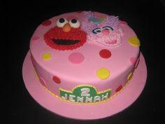 sesame street cake abby - Google Search