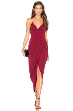 online shopping for Shona Joy Core Cocktail Wrap Dress from top store. See new offer for Shona Joy Core Cocktail Wrap Dress Burgundy Bridesmaid Dresses, Dresses To Wear To A Wedding, Wedding Dress Trends, Dress Wedding, Bride Dresses, 2017 Wedding, Semi Formal Dresses For Wedding, Fall Wedding, Bridesmaids