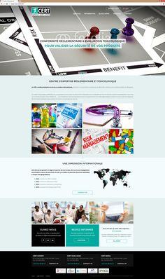 LANCEMENT DU SITE CERT | Acreat Web Technologies Evaluation, Web Technology, Rocket Launch