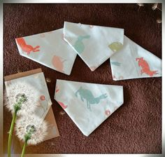 Check out this item in my Etsy shop https://www.etsy.com/uk/listing/293498821/small-dog-bandana-slip-over-collar-style
