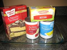 Quick and Easy Dump Cake | Very Pinteresting