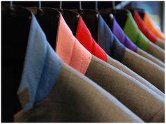 Customizations | Custom Suits & Dress Shirts | Beckett & Robb