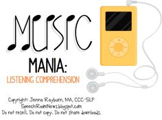 Music Mania: Listening Comprehension Download