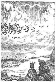 Five armies - by Tove Janssons