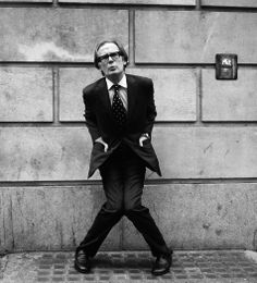 Meet Bill Nighy. Maybe have a drink. ;-)