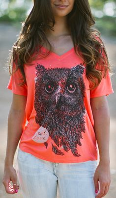 Cute shirt, hand-drawn, intricate design AND it gives back to a good cause. #loveit