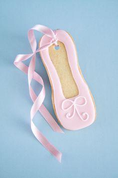 ballet cookie