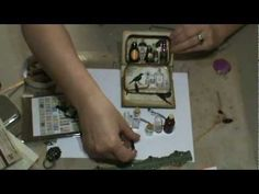 Pretty Potions & Poisons Apothecary Event Tutorial #3 - Books, Coffins & Cauldrons - YouTube
