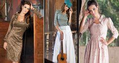 Resultado de imagem para roupas femininas evangelicas via tolentino