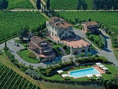 This is a truly outstanding place, set in truly outstanding grounds where the sights and aromas of the vineyards (see below), picturesque villages surrounding the place make for a truly, dare we say it,...