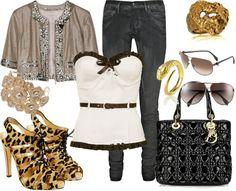 New York Fashionista by ECS-Fashion Forward