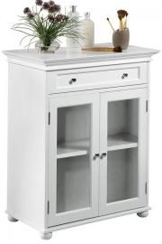 Hampton Bay Standard Cabinet with Two Glass Doors