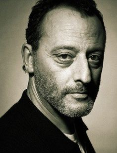 Yes, I have a thing for older men, Ive been in love with Jean Reno for a very long time :-) Jean Reno, Foto Face, Star Francaise, Cinema Tv, Celebrity Portraits, French Films, Male Face, Best Actor, Famous Faces