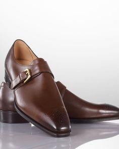 Narvell Monk-Strap Shoe - Ralph Lauren Dress - RalphLauren.com