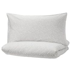 IKEA - TRÄDASTER, Duvet cover and pillowcase(s), gray, The polyester/cotton blend is easy to care for since the fabric is less liable to shrink and crease. Includes: 1 Twin duvet cover and 1 pillowcase. Pillowcase with envelope closing. Bedding Sets Online, Luxury Bedding Sets, Modern Bedding, Wall Shelf Unit, Quilt Cover Sets, Queen Duvet, King Duvet, Linen Bedding, Floral Bedding