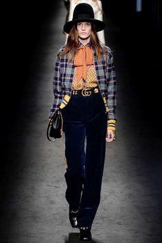 Bold Age: Gucci Fall 2016 | Hint Fashion Magazine
