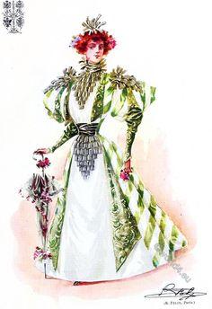 11 Best la Belle Epoque images | Belle epoque, Bags, Handbags