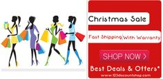 Buy X'mas gifts for your friends. 123discountshop is start X'MAS SALE. Hurry Up.