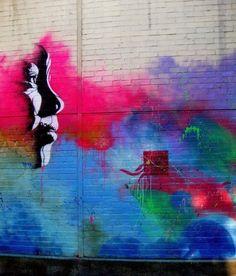 Street art Vitry, France by C215, awesome urban art, world graffiti, street art, free walls, street artists, urban artists