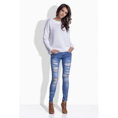 Akryl 100 % Size Lenght Hips Chest one-size-fits-all 69 cm 104 cm 116 cm Best Online Fashion Stores, Jumper, Women Wear, Skinny Jeans, Stylish, Fitness, Model, Cotton, Shopping