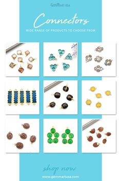 """Amazing Connectors for all jewelry making needs. We have a wide Range of products. We have Fulfilled more than 300K Orders. You are Special for us on your First order Get Extra 10% Off. use Code:- """"Extra10"""""""