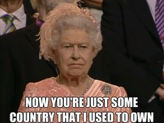 Unimpressed Queen Elizabeth Meme Of The London Opening Ceremony