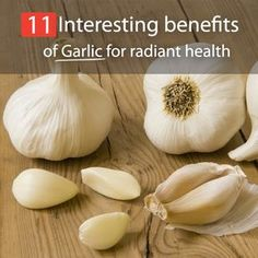 Garlic has also been referred to as the food that one avoids before meeting someone! You can make anyone run miles away from you if you have garlic breath. It is unpleasant yes, but the substance which gives this peculiar odour to garlic, also is responsible for various benefits of garlic. It has been used as an herb for many generations, as well as for its medicinal value.