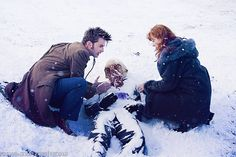 The ood, the Doctor, and Donna