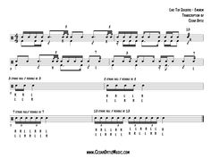 Like toy Soilders - Eminem | Groove Transcription