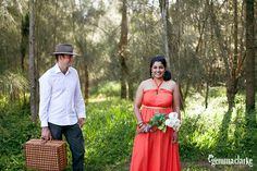 A rustic frolic in the bush in New year's attire? Please enjoy Ishara and Byron's engagement portraits. Such a fun couple with very kind hearts! Looking forward to the wedding in Canberra in April! You can see Ishara and Byron's wedding here!