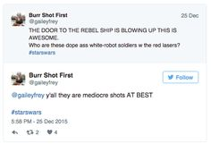 This Gal Live Tweeted Her First Time Watching Star Wars and Got a Lot of Things Wrong (2)