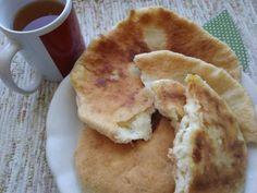 Zemiakové pagáče mojej babky, Hlavné jedlá, recept   Naničmama.sk Apple Pie, Biscuits, Pancakes, Food And Drink, Breakfast, Ale, Desserts, Basket, Crack Crackers