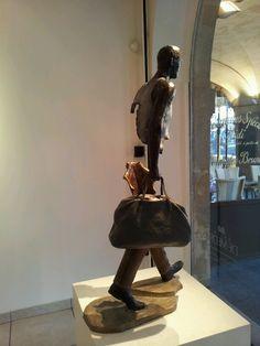 BRUNO CATALANO BRONZE SCULPTURE @ DE MEDICIS ART GALLERY 18 PLACE DES VOSGES 75004 PARIS FRANCE www.demedicis-gallery.com