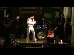 In The Ghetto - Ben Portsmouth - Elvis Gospel Session - YouTube