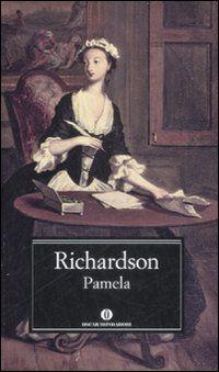 Libro Pamela di Samuel Richardson