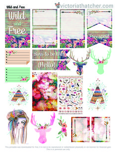 Free printables at: www.victoriathatcher.com