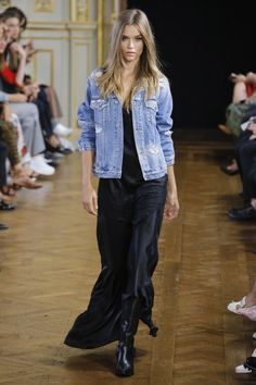Redemption Spring 2018 Ready-to-Wear  Fashion Show Collection PFW