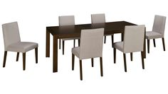 Casana-Montreal-Montreal 7 Dining Piece Set - Jordan's Furniture