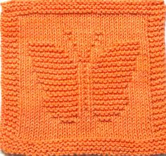 Pattern includes easy to follow instructions. Materials Needed: Straight knitting needles, size US 7 (4.5mm) 100% Cotton Medium/Worsted Weight yarn [60 yards] In any color you choose. Stitches: knit & purl. Skill: Beginner Finished Size: 7W X 7 1/4 H (18cn X 18.5 cm) Darning needle needed for finishing.  This pattern will be delivered via email as an attached PDF file to anywhere in the world. To receive patterns in PDF format you will need to have Adobe Reader installed on your computer…
