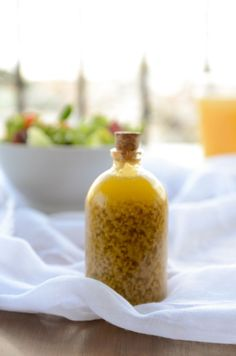 receita de molho Mostarda e Mel para salada
