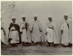 Moorish Soldiers, Tangiers