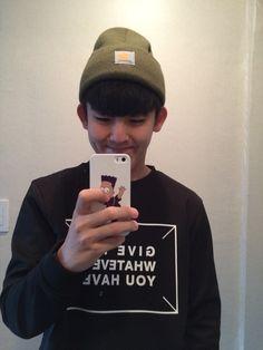 #selfie #carhartt #dailylook