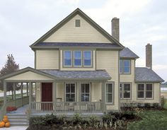 new home exterior color schemes | House Paint Color Combinations - Choosing Exterior Paint Colors ...