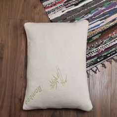 Shredded Memory Foam Pillow - Designed For Back and Side Sleepers – Elite Rest